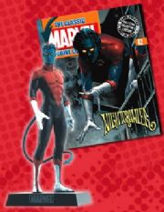 Classic Marvel Figurine Collection #042 Nightcrawler Eaglemoss Publications